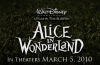 Alice in Wonderland 2010 Disney Movie